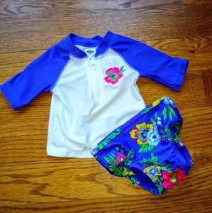 Old Navy 2 piece bathing suit